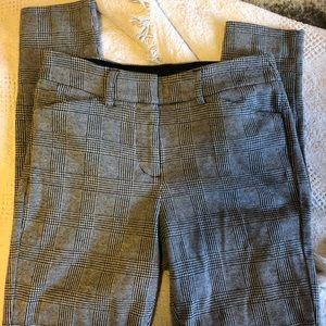 Plaid Work Pants